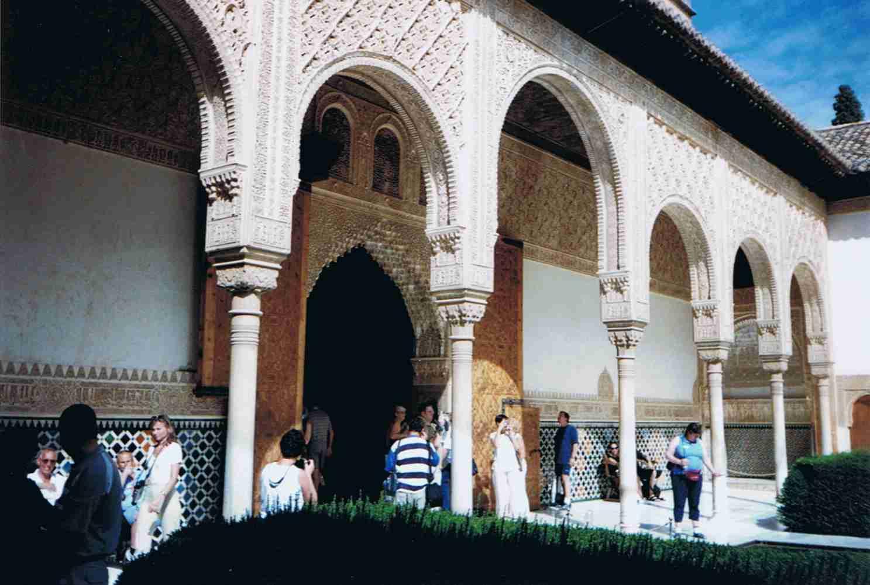 Nasridenpalast, Palacios Nazaries