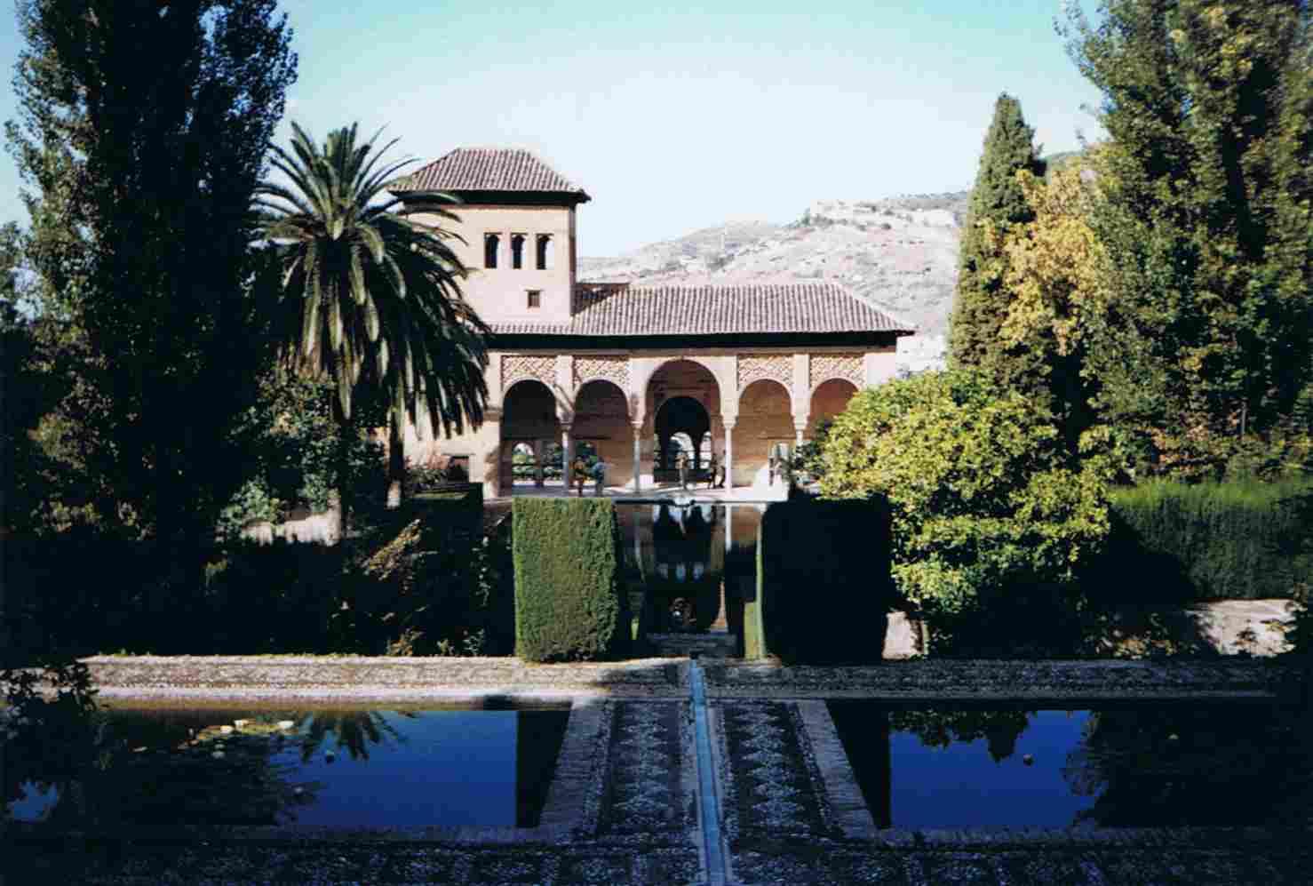 spanien andalusien granada sehensw rdigkeiten alhambra generalife. Black Bedroom Furniture Sets. Home Design Ideas