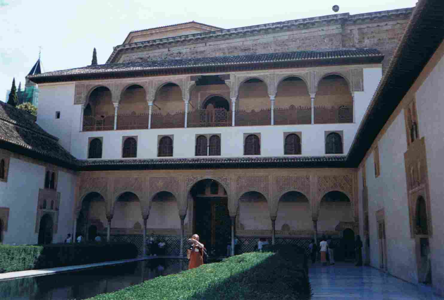 Patio de los Mirtos
