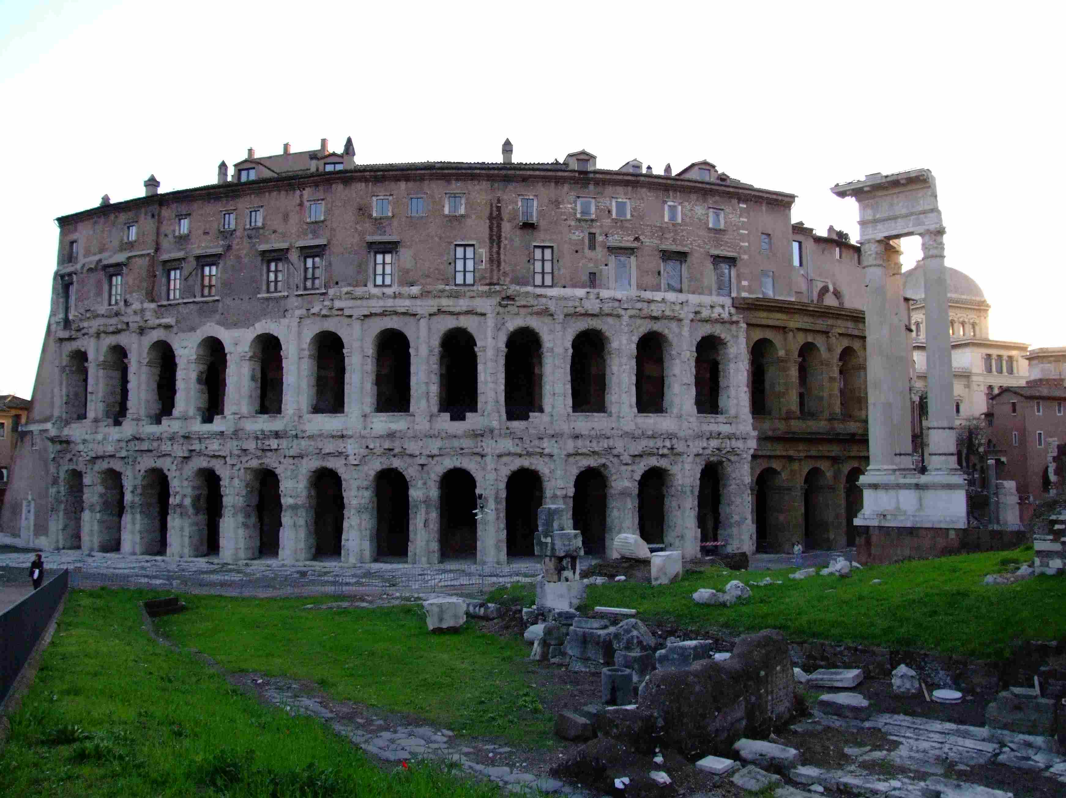 Italien Rom Sehensw&#2... Octavius Julius Caesar