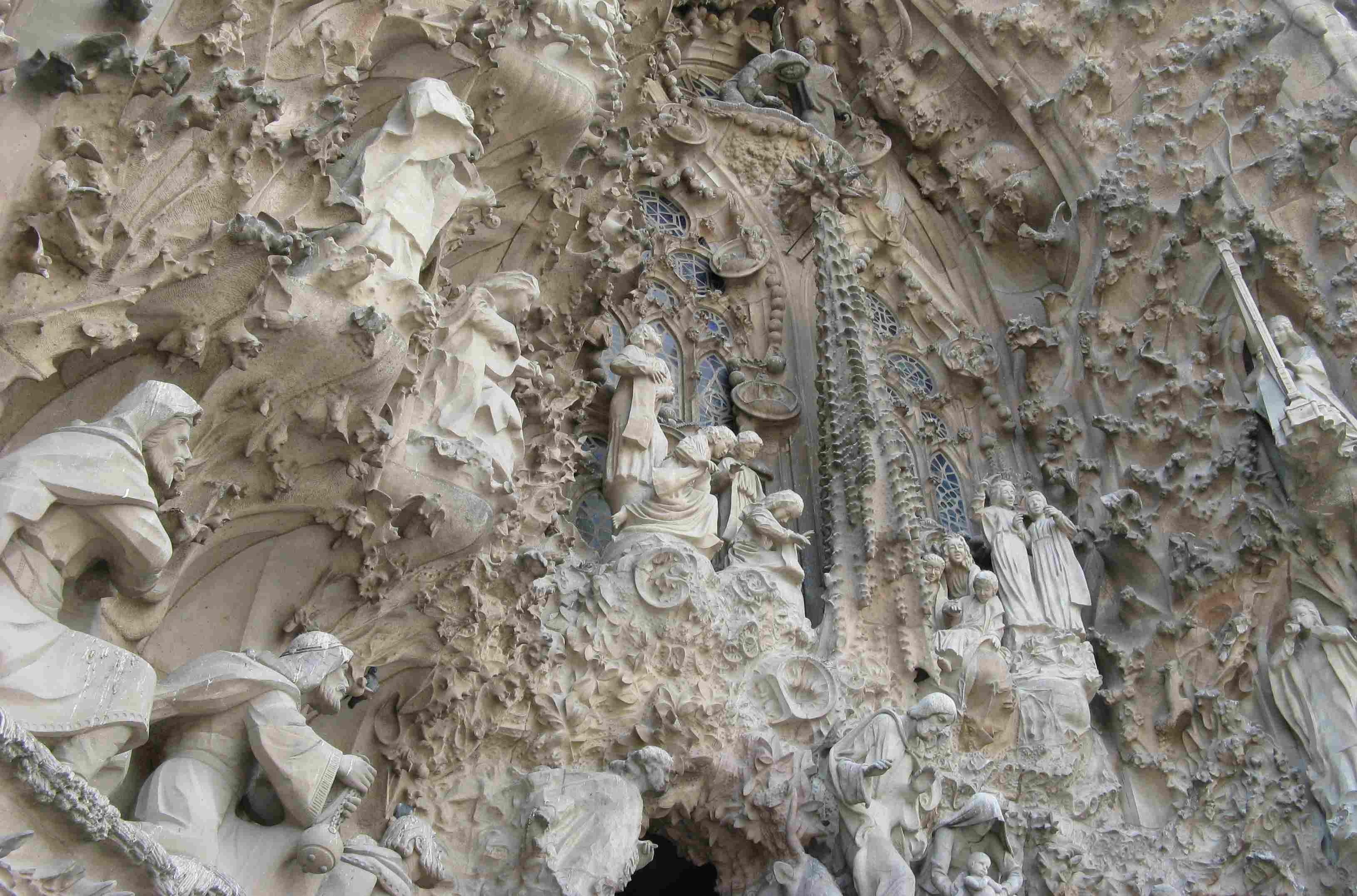 Gaudi Kathedrale