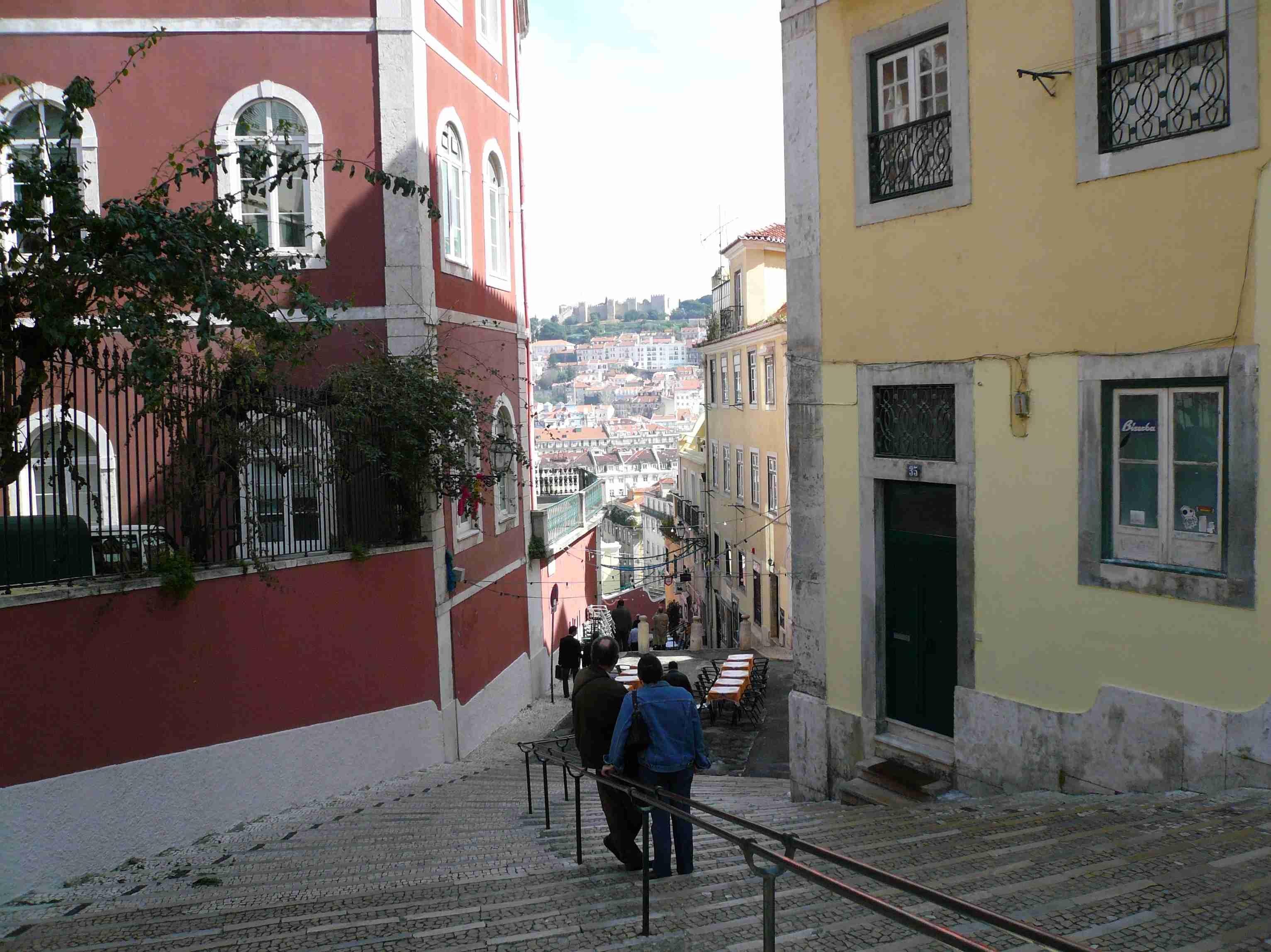 Rua do Alecrim