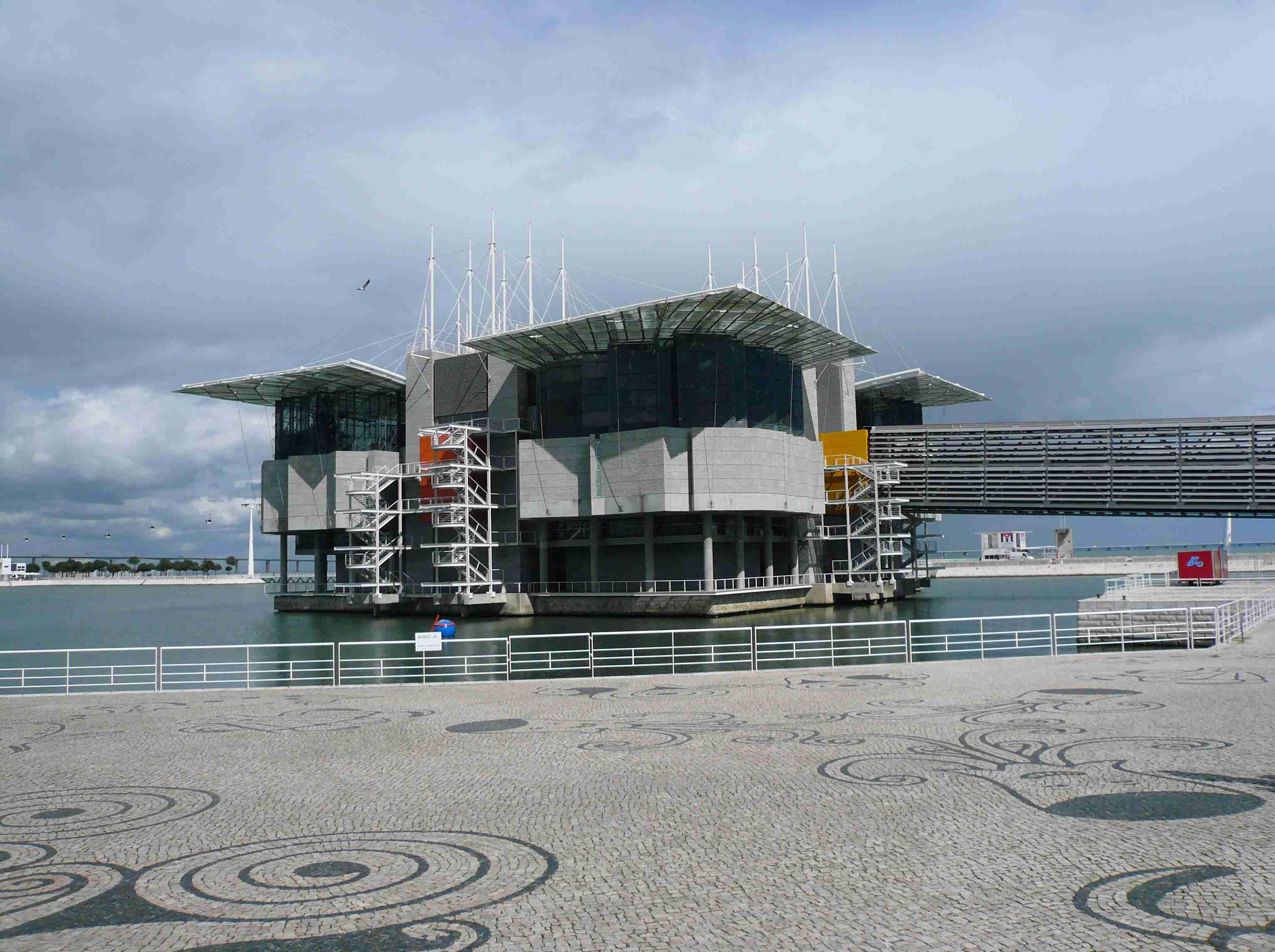 Lissabon Ozeanarium