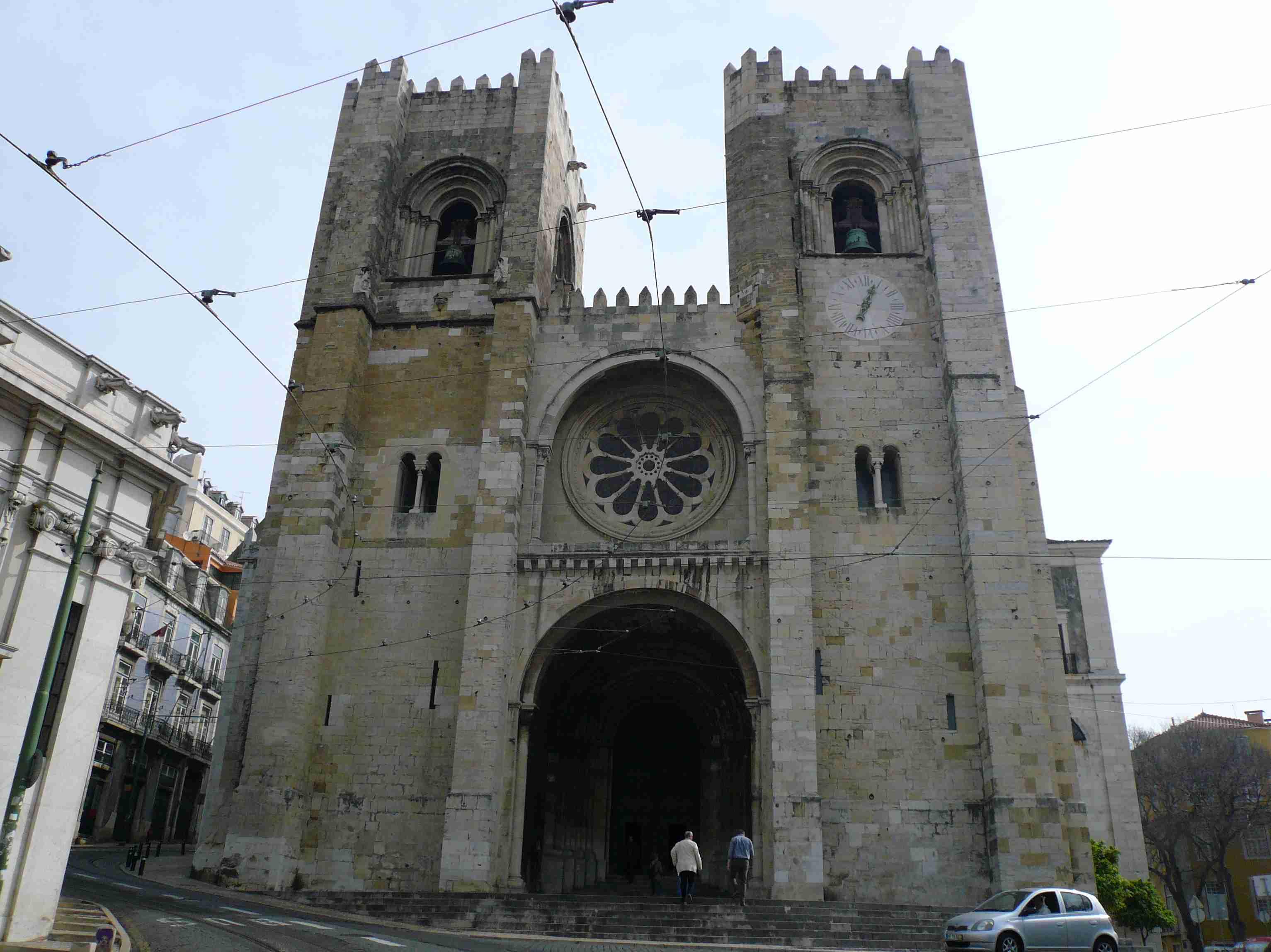 Lissabon Kathedrale