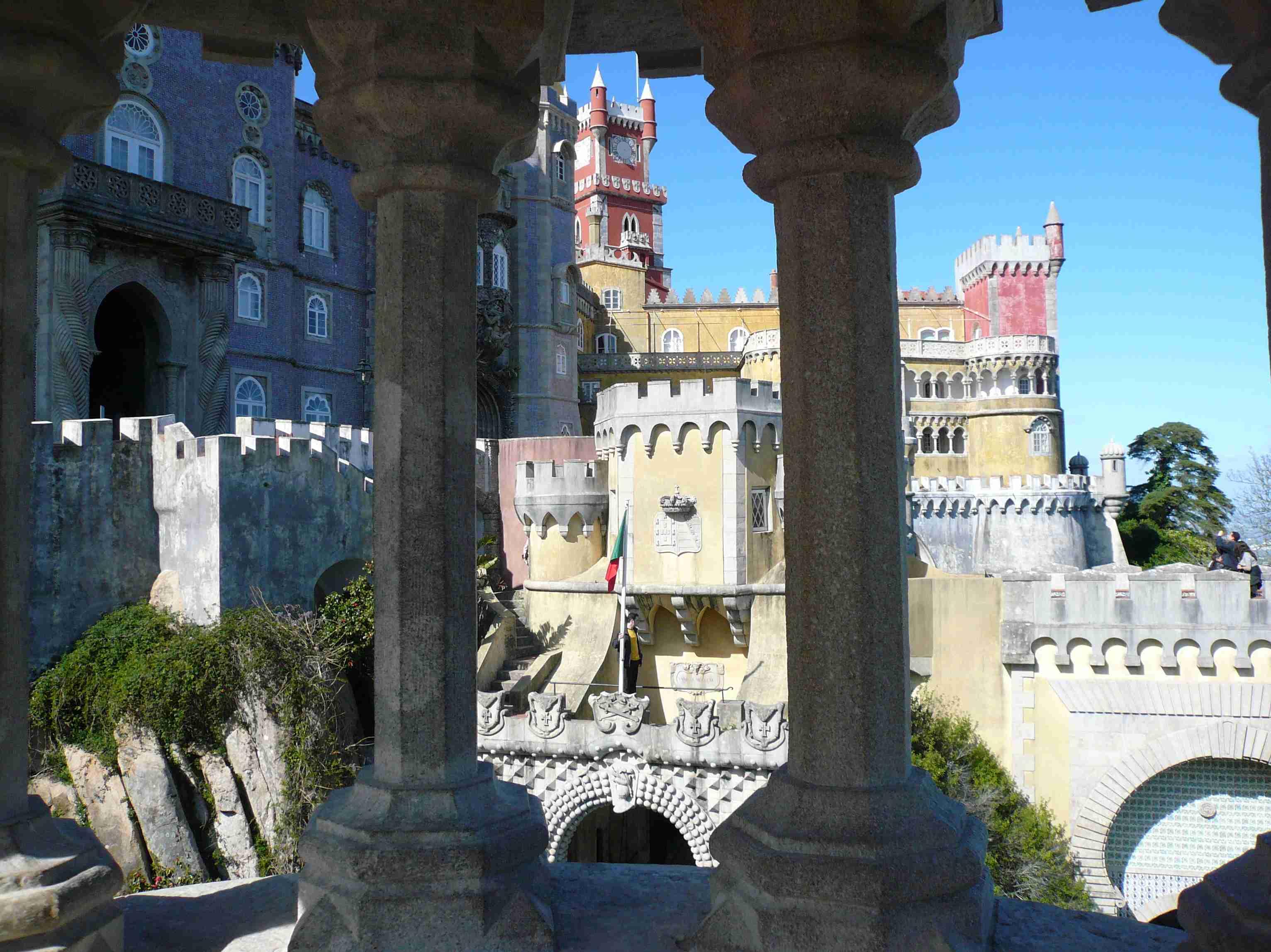 Palacio de Montserrate