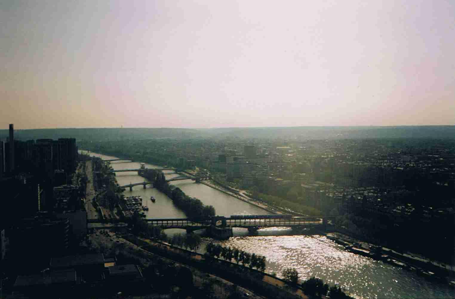 Frankreich Paris Sehensw 252 Rdigkeiten Eiffelturm Bilder
